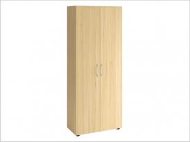 Шкаф офисный для одежды ЭШОШ+ЭДВк (Экоофис) 730х350х1800мм