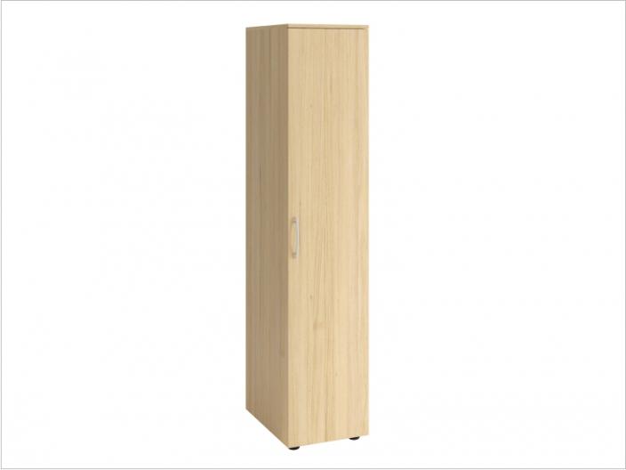 Шкаф офисный для одежды ЭШОУ+ЭДВу (Экоофис) 365х580х1800мм