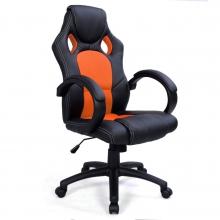Геймерское кресло MaDXRacer 09545WH-OR