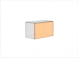 Шкаф кухонный ШКК-360-600-1ДГ (РАДУГА)