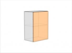 Шкаф кухонный ШКК-720-500-1ДГ (РАДУГА)
