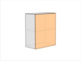 Шкаф кухонный ШКК-720-600-1ДГ (РАДУГА)