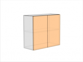Шкаф кухонный ШКК-720-800-2ДГ (РАДУГА)