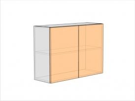 Шкаф кухонный ШКК-720-1000-2ДГ (РАДУГА)
