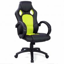 Геймерское кресло MaDXRacer 09545WH-GN