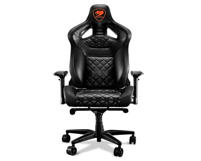 Игровое кресло COUGAR TITAN-BL