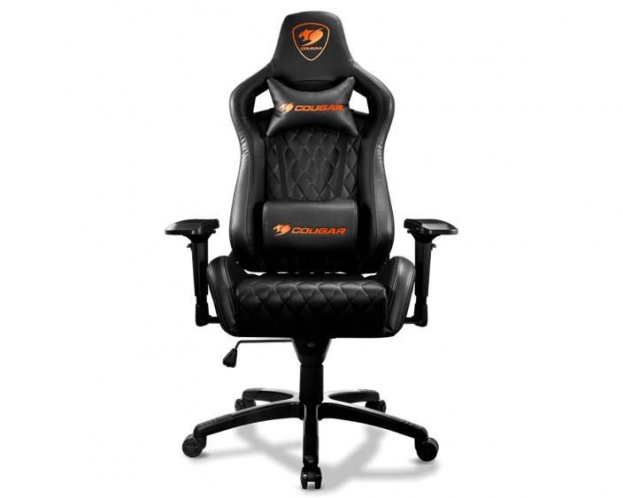 Игровое кресло COUGAR ARMOR S-BL