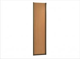 ДК-01-600 дверь шкафа-купе ЛДСП 600х10х2200/2400мм