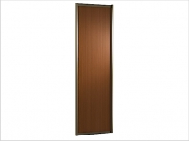 ДК-01-700 дверь шкафа-купе ЛДСП 700х10х2200/2400мм