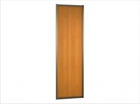ДК-01-700 дверь шкафа-купе ЛДСП 700х10х2200/2400мм (ольха)