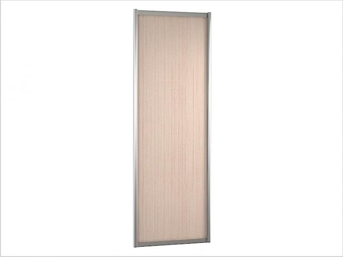 ДК-01-800 дверь шкафа-купе ЛДСП 800х10х2200/2400мм