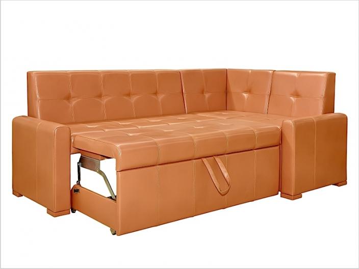 Диван кухонный угловой со спальным местом МАРСЕЛЬ ДМ-16-стандарт-1/2 (комплект-05)