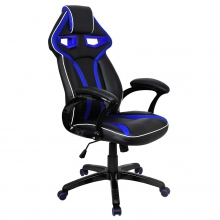Игровое кресло MaDXRacer HW54987BL