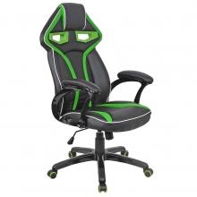 Игровое кресло MaDXRacer 78945WH-GN