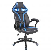 Игровое кресло геймера MaDXRacer HW54987LTBL
