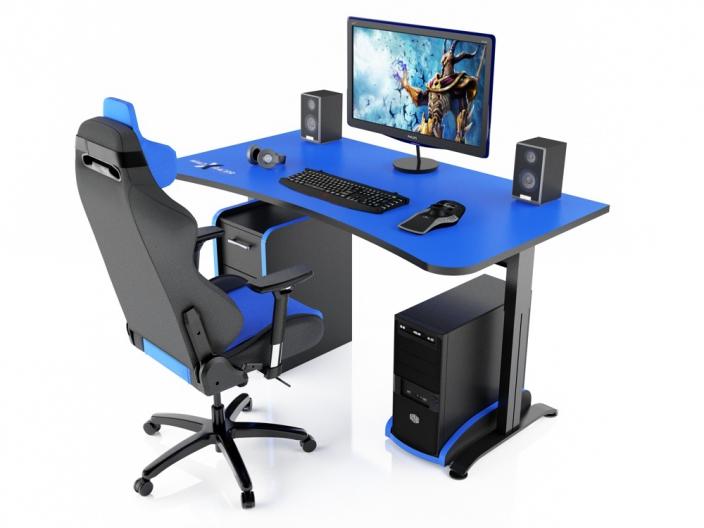 Игровой компьютерный стол MaDXRacer ARENA GTS15/B