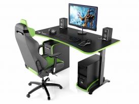 Игровой компьютерный стол MaDXRacer ARENA GTS15/BG
