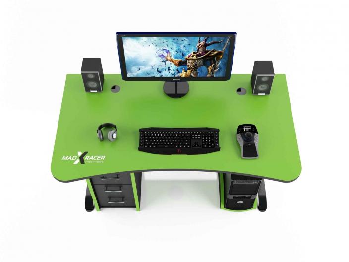 Игровой компьютерный стол MaDXRacer ARENA GTS15/G