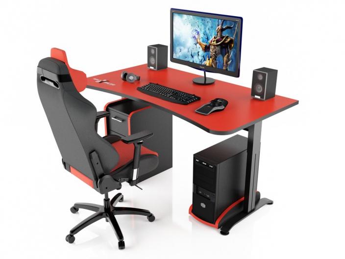 Игровой компьютерный стол MaDXRacer ARENA GTS15/R