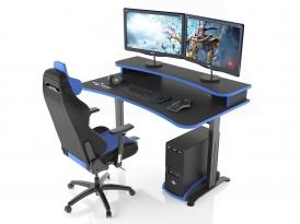 Игровой компьютерный стол MaDXRacer ARENA GTS15N/BB