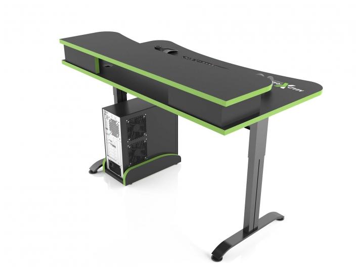 Игровой компьютерный стол MaDXRacer ARENA GTS15N/BG