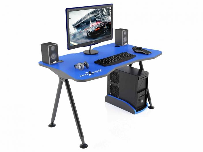 Стол геймера MaDXRacer GAMING DESK GTT13/B