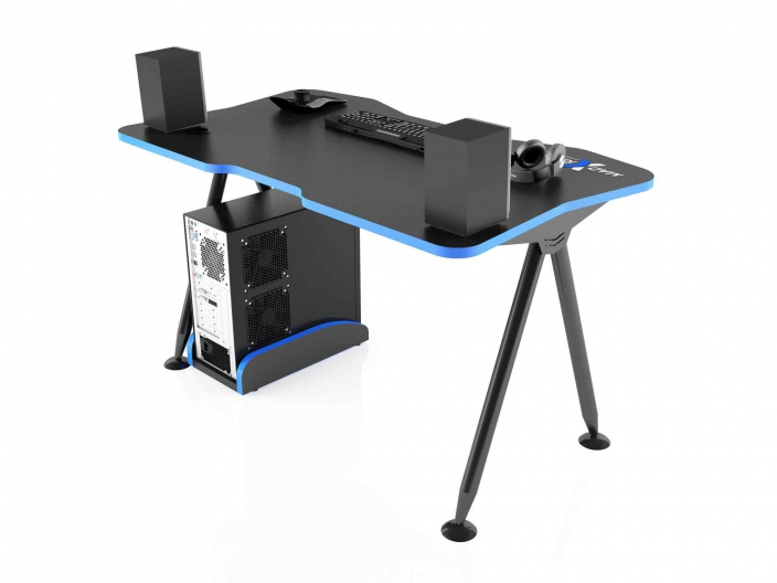 Стол игровой компьютерный MaDXRacer GAMING DESK GTT13/BB