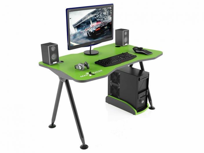Стол геймера MaDXRacer GAMING DESK GTT13/G