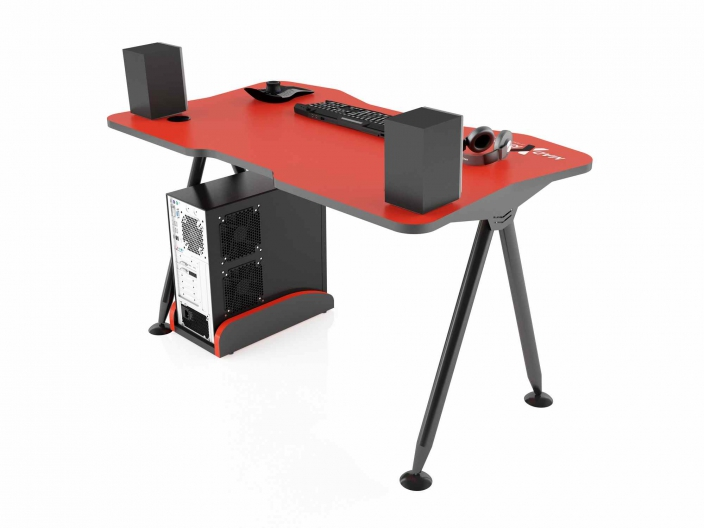 Стол геймера MaDXRacer GAMING DESK GTT13/R