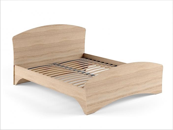 Кровать НИКА (спальное место 900/1200/1400/1600/1800мм)