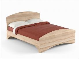 Кровать СПК-06-1400 (спальное место 1400х2010мм)