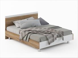 Кровать СИТИ (спальное место 900/1200/1400/1600/1800мм)