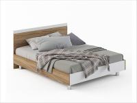 Кровать СИТИ-1200 (спальное место 1200х2010мм)