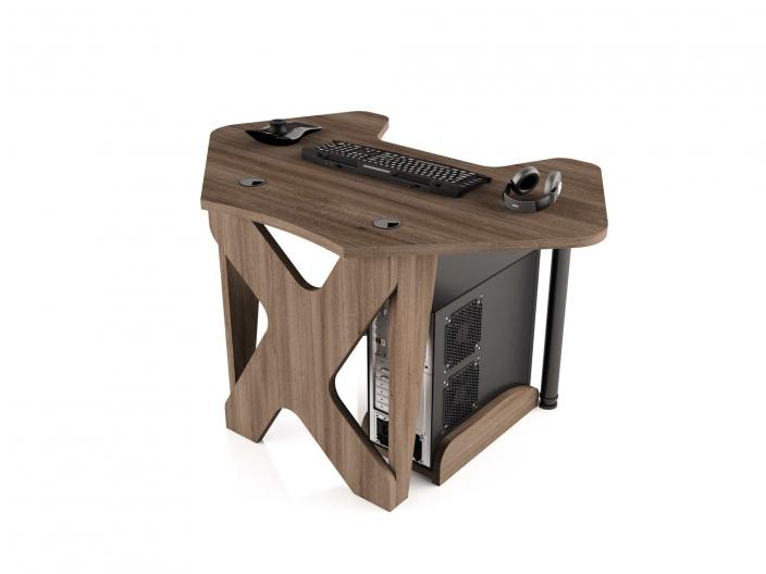 Стол для геймера угловой MaDXRacer PILOT GTC12/SHD