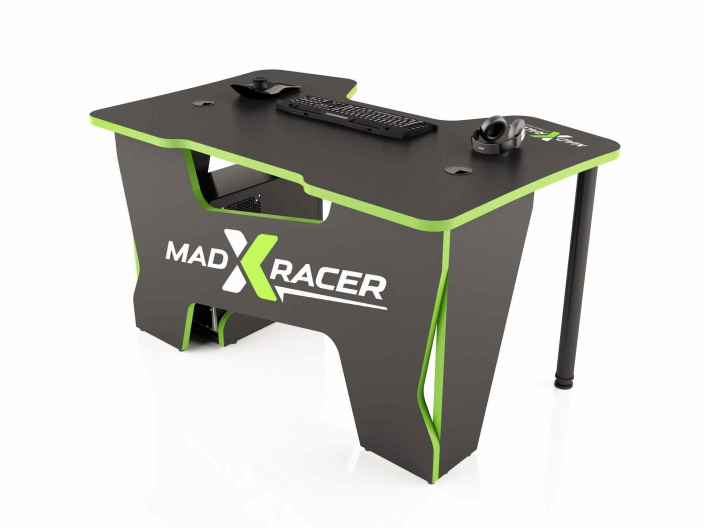 Геймерский стол MaDXRacer COMFORT GT14/BG