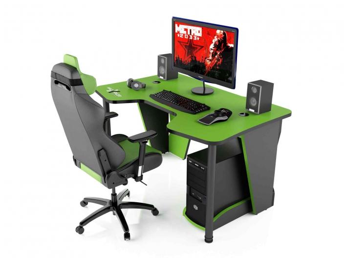 Стол для геймера MaDXRacer COMFORT GT14/G