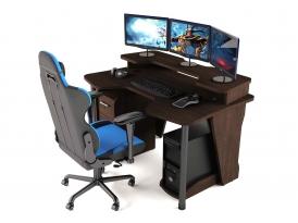 Геймерский компьютерный стол MaDXRacer COMFORT GT14N/VNG