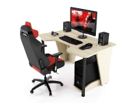 Геймерский стол MaDXRacer COMFORT GT14/SHL