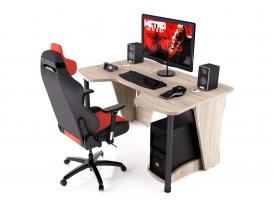Геймерский стол MaDXRacer COMFORT GT14/SN