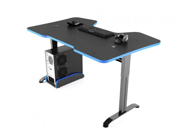 Стол игровой для компьютера MaDXRacer COMFORT GT15/PLT/BB