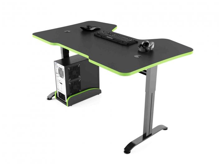 Стол игровой для компьютера MaDXRacer COMFORT GT15/PLT/BG