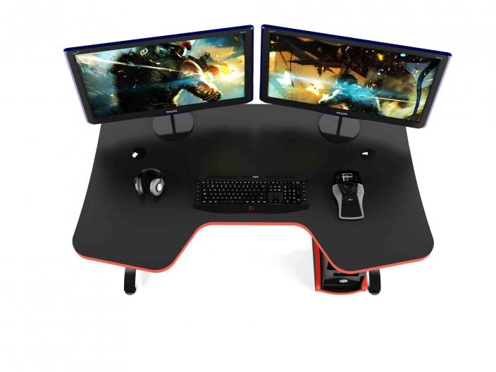 Стол игровой для компьютера MaDXRacer COMFORT GT15/PLT/BR