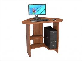 Стол компьютерный угловой КС-204С 980х645х800мм