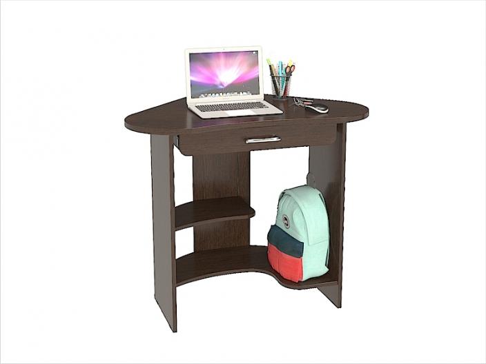 Стол компьютерный угловой КС-204С (комплект-02) 980х645х800мм