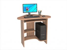 Стол компьютерный угловой КС-204С (комплект-01) 980х645х800мм