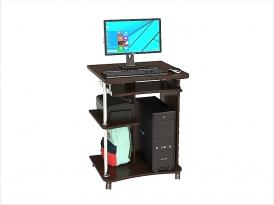 Стол компьютерный КС-205С 600х535х800мм