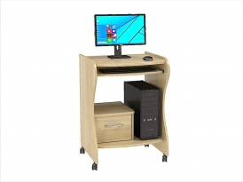 Стол компьютерный КС-01СМ 600х500х820мм