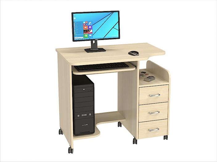 Стол компьютерный КС-06С 900х610х815мм