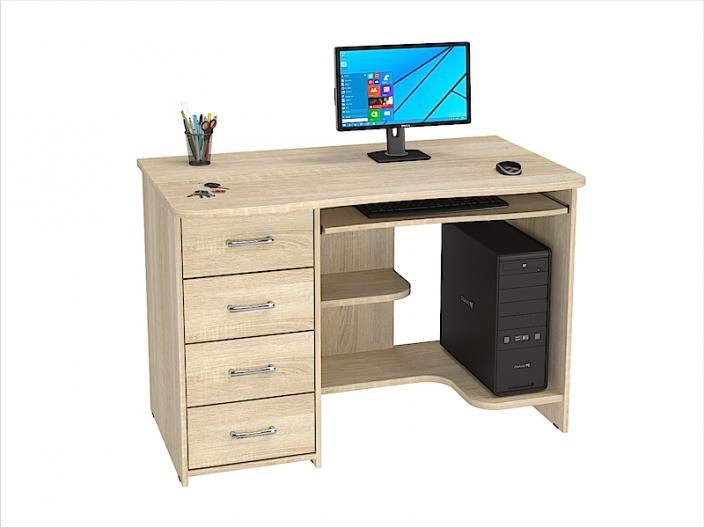 Стол компьютерный КС-36С 1200х700х810мм