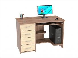 Стол компьютерный КС-36С (комплект-01) 1200х700х810мм